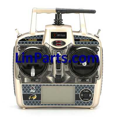 WLtoys WL V950 RC Helicopter Spare Parts: Remote ControlTransmitter