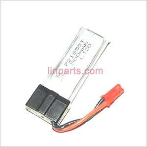 WLtoys WL V959 V969 V979 V989 V999 Spare Parts: Battery(3.7V 500mAh)