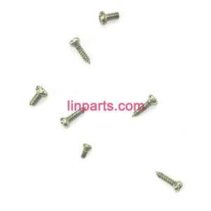 XK K100 Helicopter Spare Parts: Screws pack set