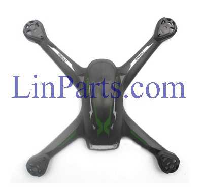 SYMA X54HC X54HW RC Quadcopter Spare Parts: Upper Head[Black]