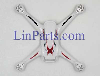SYMA X54HC X54HW RC Quadcopter Spare Parts: Upper Head[White]