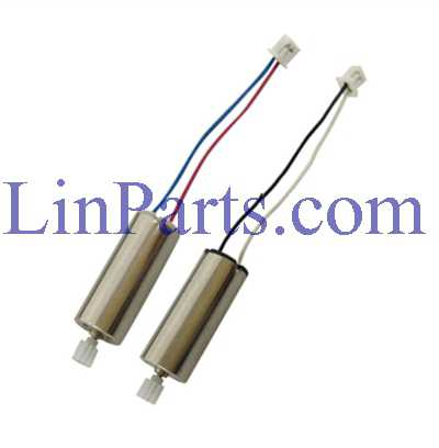 SYMA X54HC X54HW RC Quadcopter Spare Parts: Main motor set[Plastic gear]