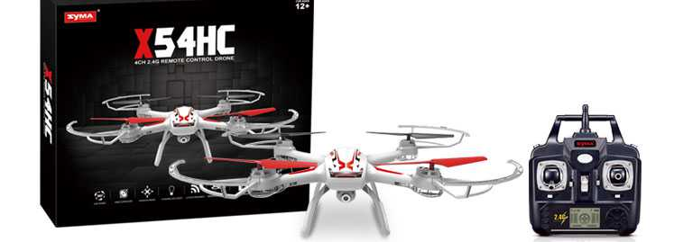 SYMA X54HC RC Quadcopter
