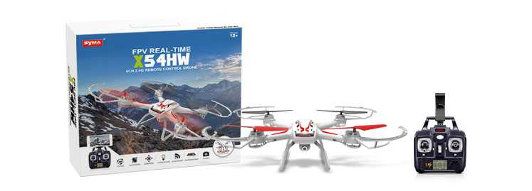 SYMA X54HW RC Quadcopter