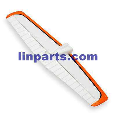 XK DHC-2 A600 RC Airplane Spare Parts: Horizontal Tail[Orange]