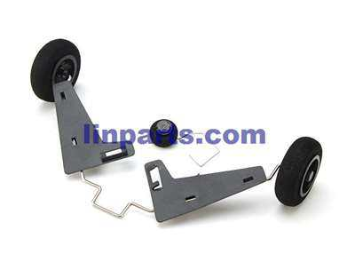 XK DHC-2 A600 RC Airplane Spare Parts: Landing Gear