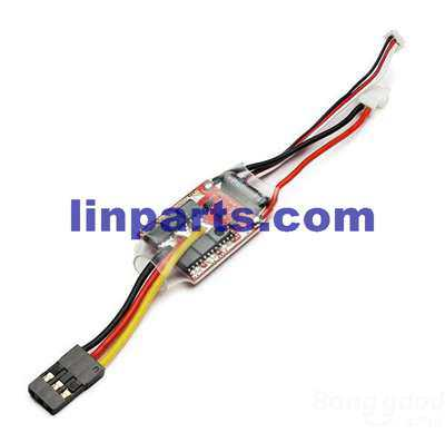 XK DHC-2 A600 RC Airplane Spare Parts: ESC Speed Controller