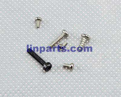 XK DHC-2 A600 RC Airplane Spare Parts: Screws pack set