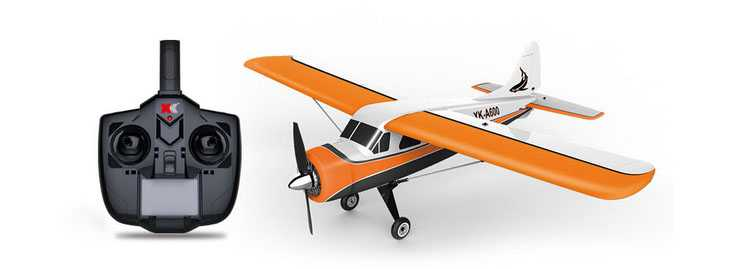 XK A600 RC Airplane