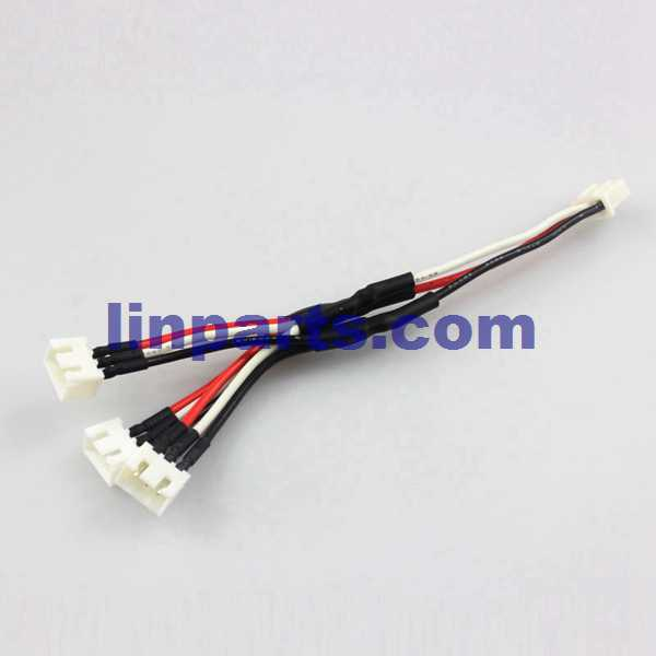1 to 3 Charging Cable [Charger 3 pcs 7.4V Battery]
