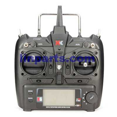 XK K100 Helicopter Spare Parts: Remote Control/Transmitter