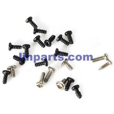 XK Alien X250 X250A X250B RC Quadcopter Spare Parts: Screws pack set