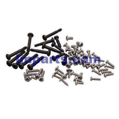 XK X251 RC Quadcopter Spare Parts: Screws pack set