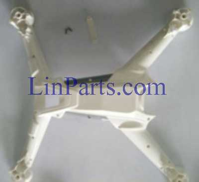 XK X300 X300F X300W X300C RC Quadcopter Spare Parts: Lower cover