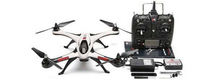 XK STUNT X350 RC Quadcopter
