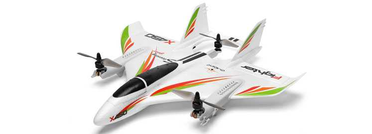 XK X450 RC Airplane Aircraft