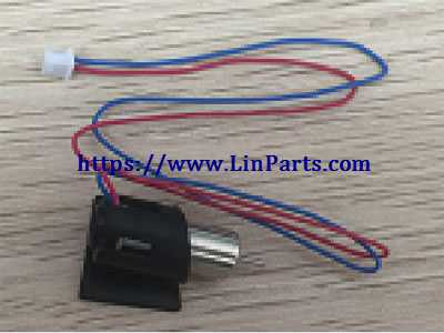 XK A100 RC Airplane Spare Parts: Forward motor group [red and blue line]