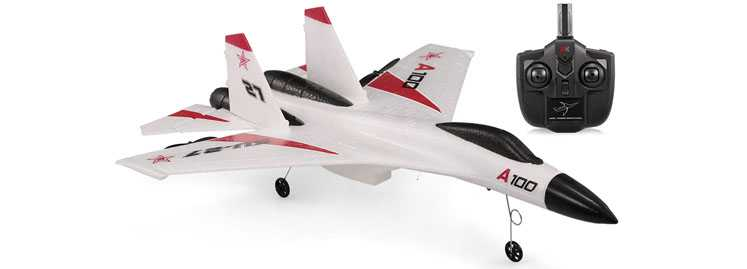 XK A100 RC Airplane