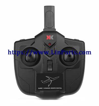 XK A120 RC Airplane Spare Parts: X4 A100 Remote Control/Transmitter