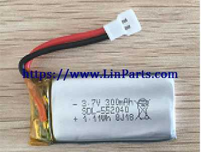 XK A120 RC Airplane Spare Parts: Battery 3.7V 300mAh
