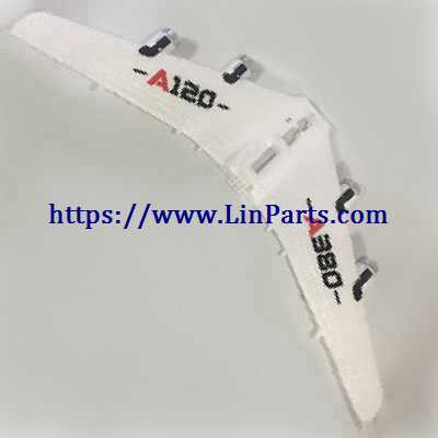 XK A120 RC Airplane Spare Parts: Wing group