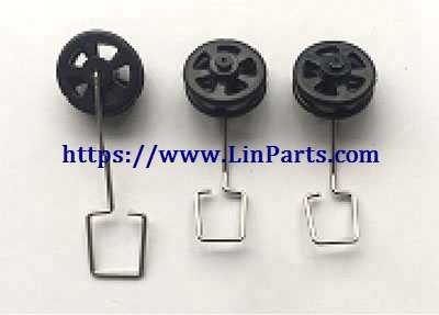 XK A120 RC Airplane Spare Parts: Landing Gear