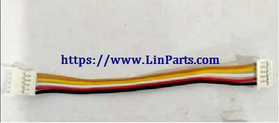 XK A120 RC Airplane Spare Parts: Servo extension line