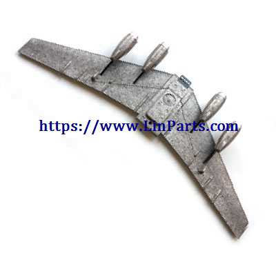 XK A130 RC Airplane Spare Parts: Wing group