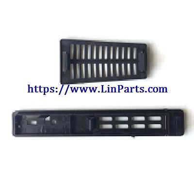 XK A130 RC Airplane Spare Parts: Battery compartment