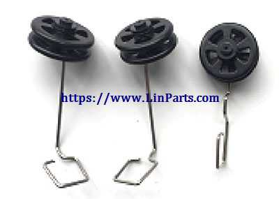 XK A130 RC Airplane Spare Parts: Landing Gear