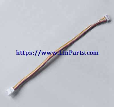 XK A130 RC Airplane Spare Parts: Servo extension line