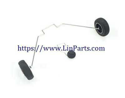 XK A430 RC Airplane Spare Parts: Landing Gear Group