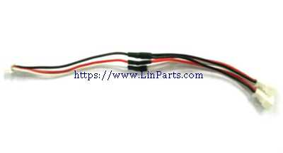 XK A430 RC Airplane Spare Parts: Aileron extension line