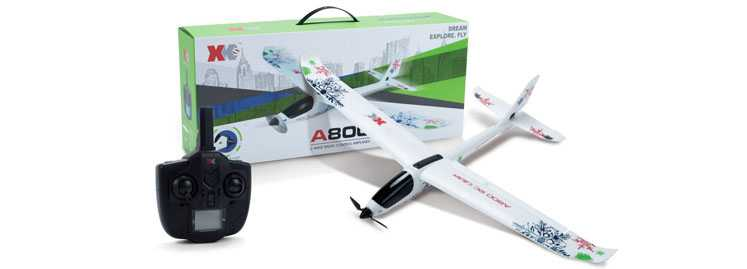 XK A800 RC Airplane