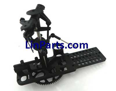 XK K100 Helicopter Spare Parts: Body set