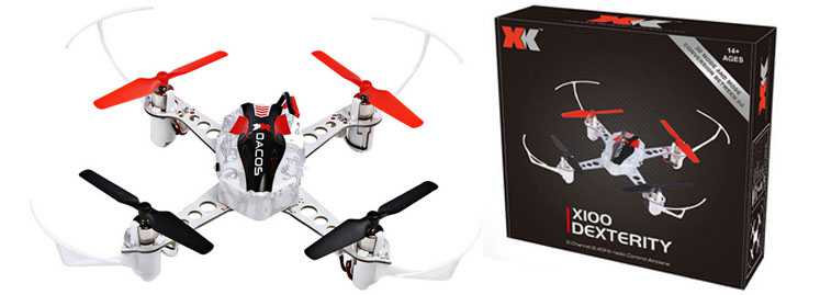 XK X100 RC Quadcopter