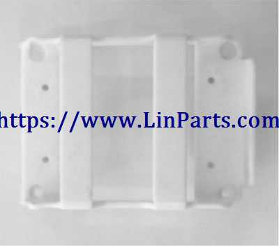 XK X130-T RC Quadcopter Spare Parts: Battery box[White]