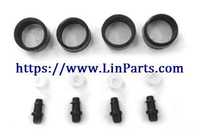 XK X130-T RC Quadcopter Spare Parts: Shock absorber group