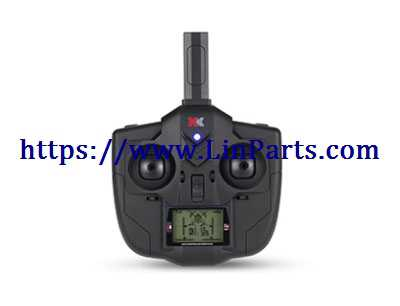 XK X130-T RC Quadcopter Spare Parts: Remote Control/Transmitter