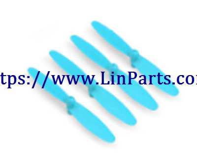 XK X150 RC Quadcopter Spare Parts: Main blades[Blue]