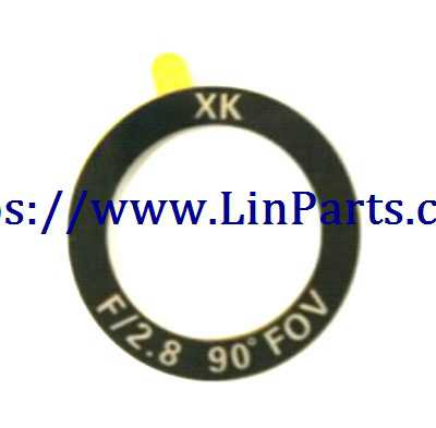 XK X150 RC Quadcopter Spare Parts: Lens decorative