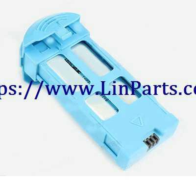 XK X150 RC Quadcopter Spare Parts: 3.7V 800mAh Battery[Blue]