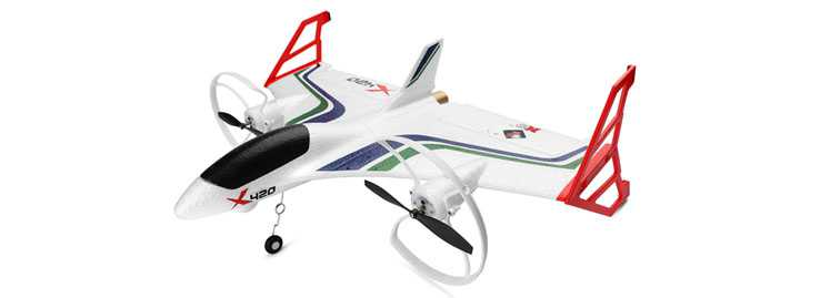 XK X420 RC Airplane