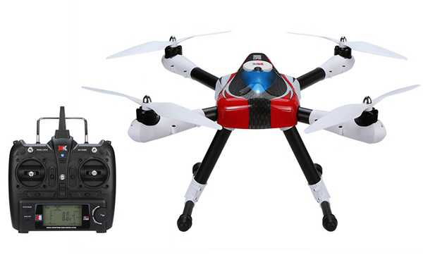 XK Aircam X500 Premium GPS Drone RTF Quadcopter with FAP and Headless Mode