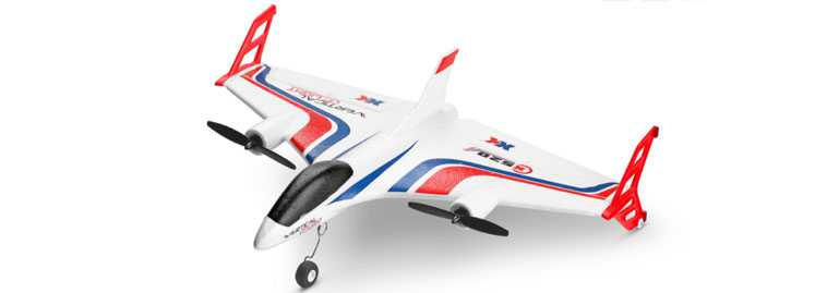 XK X520 RC Airplane