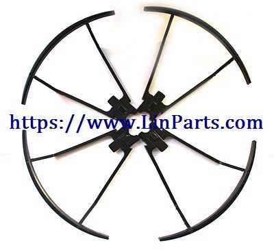 VISUO XS816 XS816 4K RC Quadcopter Spare Parts: Outer frame