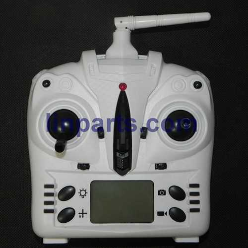 YiZhan Tarantula X6 RC Quadcopter Spare Parts: Remote Control/Transmitter