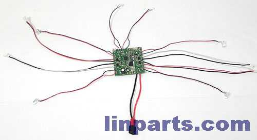 Store News - [JJRC H16 RC Quadcopter] Wiring Diagram : linparts ...